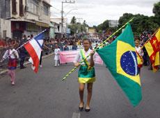 Desfile Cívico de 07 de setembro em Brumado
