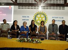 Posse das novas presidentes do Rotary Clube de Brumado e Casa da Amizade