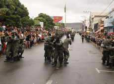 Desfile de 07 de setembro em Brumado