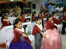 Formatura do ABC do Centro Educacional Monteiro Lobato