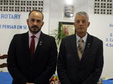 Transmissão do Conselho Diretor do Rotary Clube de Brumado e da Casa da Amizade