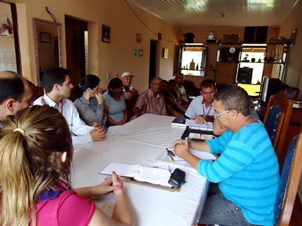 Brumado: Direção da Magnesita S.A se reúne com Associação do Campo Seco