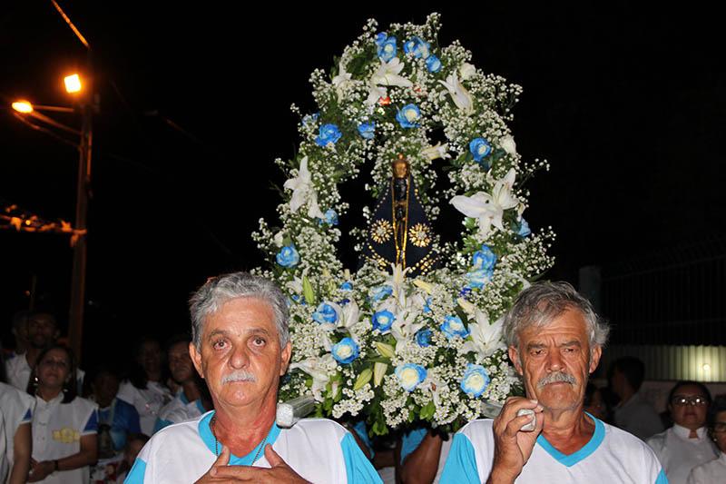 Vila Presidente Vargas realiza festejos em louvor a Nossa Senhora Aparecida