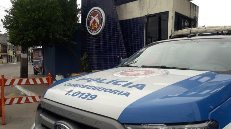 PMs são presos suspeitos de integrar quadrilha que praticava extorsão no Subúrbio de Salvador