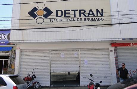 BRUMADO: DETRAN REALIZA LEILÃO DIA 29