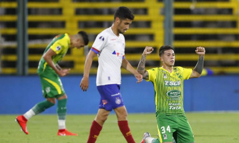 Bahia perde e dá adeus à Copa Sul-Americana