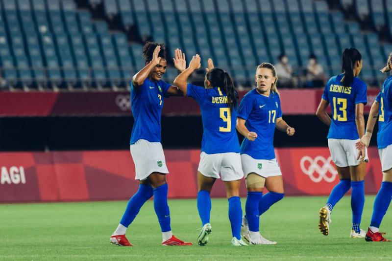 Tóquio 2020: Em grande jogo, Brasil e Holanda empatam por 3 a 3