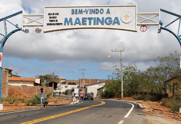 Maetinga é o município baiano com mais eleitores do que habitantes - Agora Sudoeste