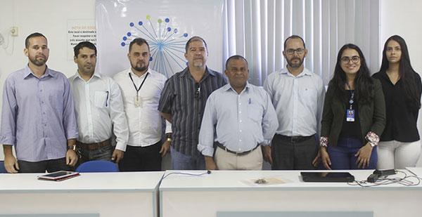 Brumado: servidores da prefeitura recebem treinamento sobre o Sistema de Registro Integrado