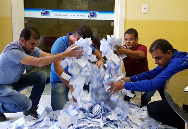 Brumado: confira os ganhadores do primeiro sorteio da campanha da CDL 'Goleada de Prêmios'