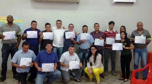 Brumado: AIBRUM realizou curso de Coaching