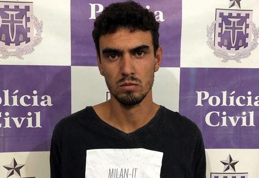 Polícia Militar cumpre mandados de prisão e detém em Aracatu acusado de homicídio em São Paulo