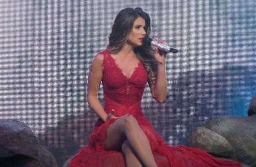 Conquista: Show de Paula Fernandes vende apenas 120 ingressos e é cancelado