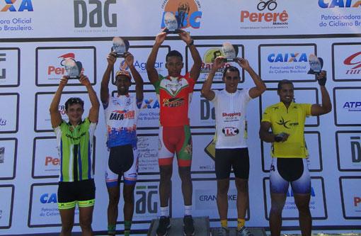 Equipe de ciclismo brumadense se classifica em 2ª lugar no baiano