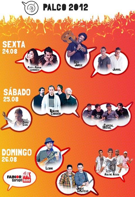 FESTIVAL DE INVERNO BAHIA: DE 24 A 26 DE AGOSTO