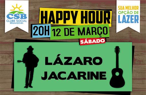 Neste Sabado 12 Tem Happy Hour No Clube Social De Brumado