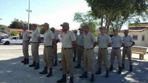 Brumado: 34ª Companhia Independente de Polícia recebe 15 novos policiais