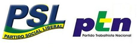 2012: CONVENÇÃO DO PSL E PTN SERÁ DIA 30 DE JUNHO
