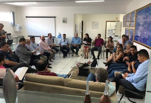 Brumado: após reunião, município é escolhido para receber a Policlínica Regional