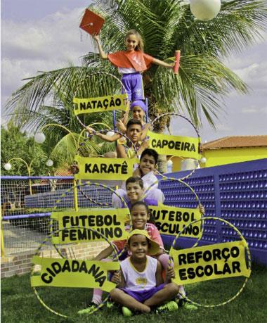 Brumado: Programa Social AABB Comunidade é destaque em concurso Nacional