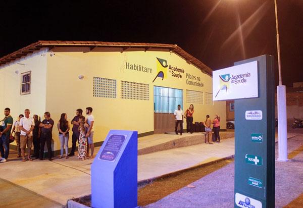 Brumado: Academia de Saúde do bairro Dr. Juracy é entregue à comunidade e oferece aulas de pilates