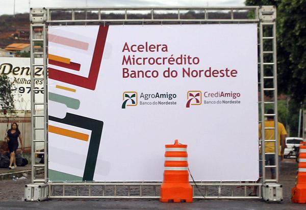 Banco do Nordeste realizou em Brumado o 'Acelera Microcrédito'