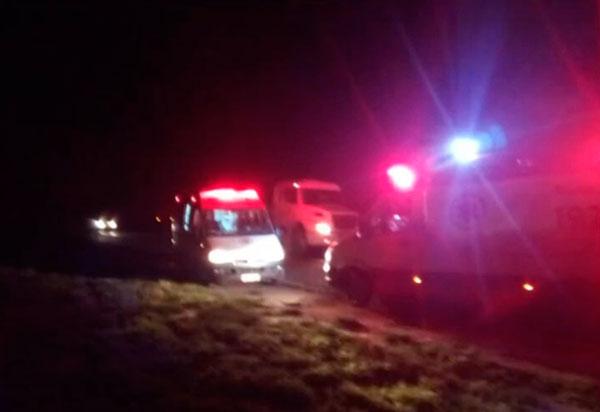 Cinco pessoas da mesma família morrem em acidente na BR-020, em Luís Eduardo Magalhães