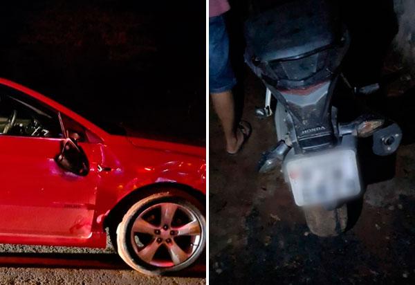 Brumado: Motociclista fica gravemente ferido em acidente na BA-148