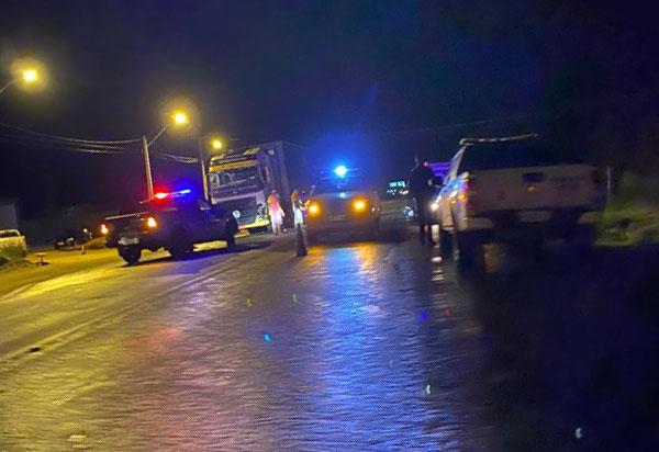 Brumado: Motociclista morre após colisão frontal com carreta