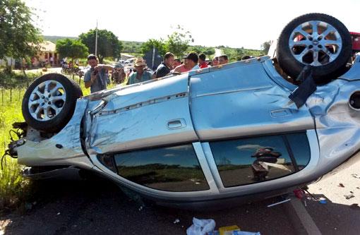 Mortes em rodovias federais no feriado prolongado do Ano-Novo caíram