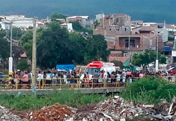 Brumado: Homem morre após acidente com moto na ponte do Bairro Dr. Juracy