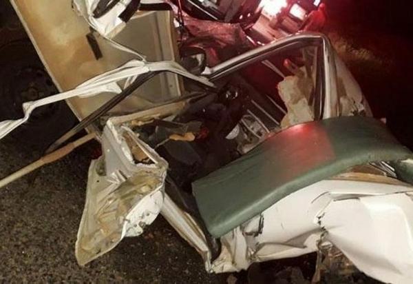 Motorista de ambulância morre após acidente na BR-030, em Guanambi