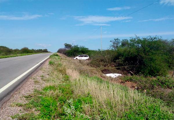 Brumado: Mulher morre e homem fica ferido após serem atropelados na BR-030