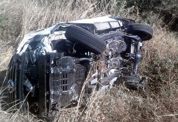 Empresário brumadense do ramo de confecções sofre acidente na região de Bom Jesus da Lapa