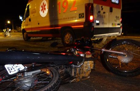 Brumado: Colisão entre motos na BR-030 deixa três feridos