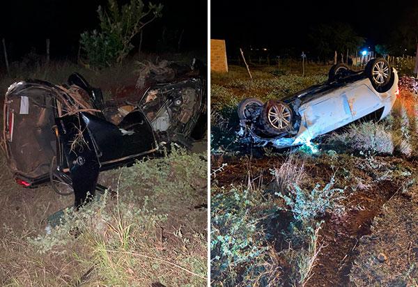 Dom Basílio: Homem morre ao prestar socorro a acidente na BA-148