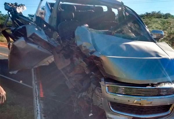 Advogado Givanei Lima Dias sofre grave acidente na BA-148 em Brumado