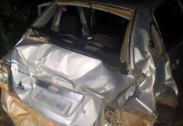 Barra da Estiva: Irmão de vereadora e cunhado de vice-prefeito morre em grave acidente na BA-142