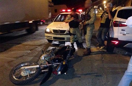 Governo da Bahia busca reduzir número de acidentes de moto
