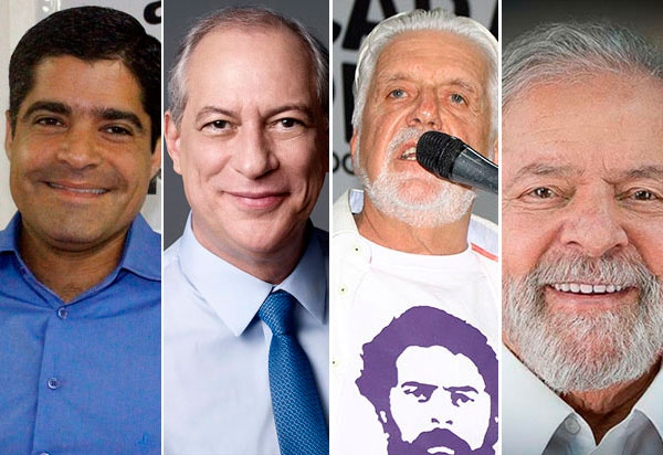 BN/ Paraná Pesquisas: 'Dobradinha' Ciro e ACM Neto 'bate' Lula e Wagner na Bahia