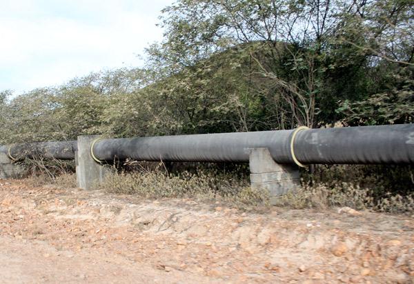 Abastecimento de água afetado em localidades rurais de Brumado e em Malhada de Pedras nesta segunda (18)