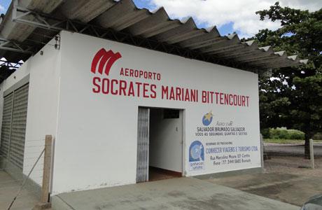 Brumado: Anac libera Aeroporto Sócrates Mariani Bittencourt