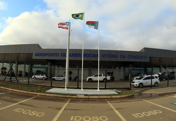 Aeroporto de Vitória da Conquista marca nova fase no turismo de negócios