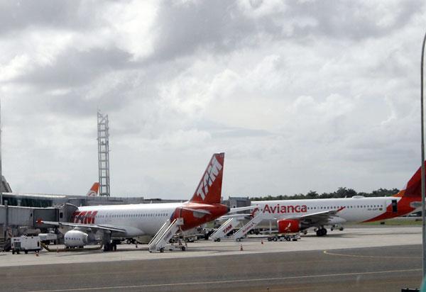 Bahia lidera crescimento do número de passageiros em voos nacionais
