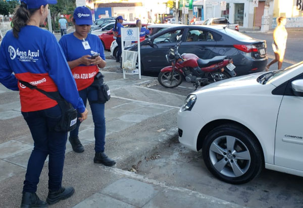 Brumado: Zona Azul começa a funcionar com tarifa na próxima segunda (22)
