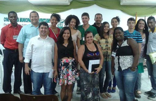 Brumado  Vereador Agno Meira participa de Conferência Municipal da Juventude 52bd93d65c