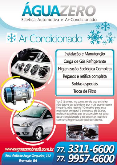 ÁguaZero - Ar-condicionado automotivo