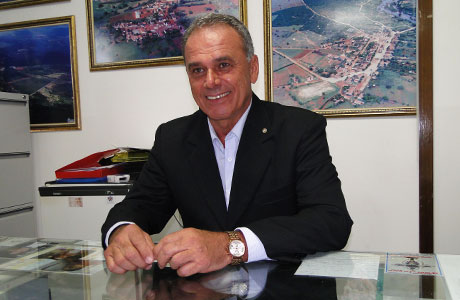AGUIBERTO ESTÁ PARTICIPANDO DE SEMINÁRIO EM ILHÉUS