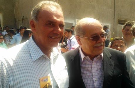 PREFEITO AGUIBERTO PARTICIPA DE SEMINÁRIO DA FIOL