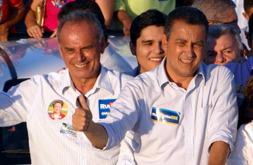 Presidente do PT de Brumado avalia positivamente a carreata de Rui Costa e destaca empenho do prefeito Aguiberto